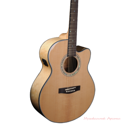 Fina Guitars FJ-820CEQ Гитара электроакустическая